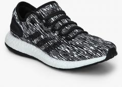 204333ab791fb Adidas Pureboost Black Running Shoes for Men online in India at Best price  on 12th May 2019