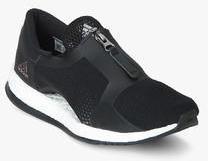 f5124ff9dc95 Adidas Pureboost X Tr Zip Black Training Shoes women