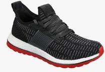 ad1ea41cab512 Adidas Pureboost Zg Prime Black Running Shoes for Men online in ...