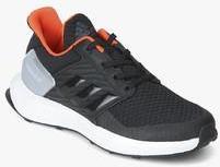 timeless design 724d5 43d79 Adidas Rapidarun Black Running Shoes girls