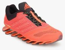 040aee3b03e6 Adidas Springblade Drive 2 Red Running Shoes for Men online in India ...