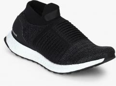 5596e25ffb09f Adidas Ultraboost Laceless Black Running Shoes for women - Get stylish shoes  for Every Women Online in India 2019