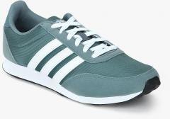 aaa8d6c2dde Adidas V Racer 2.0 Green Running Shoes for Men online in India at ...