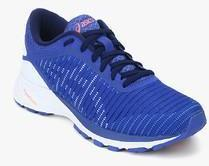 69385fc8dc Asics Dynaflyte 2 Blue Running Shoes for women - Get stylish shoes ...