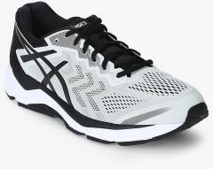4079c472 Asics Gel Fortitude 8 Grey Running Shoes men