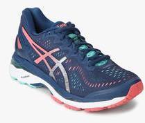 0e06404ed0d0c4 Asics Gel Kayano 23 Navy Blue Running Shoes for Men online in India ...