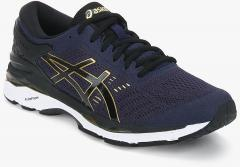 afaa30451d2e Asics Gel Kayano 24 Navy Blue Running Shoes for Men online in India ...