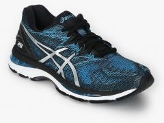 fe67124b3933 Asics Gel Nimbus 20 Aqua Blue Running Shoes for Men online in India at Best  price on 19th April 2019