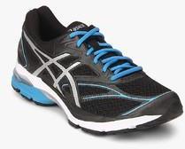 36fdbb00cfdd Asics Gel Pulse 8 Black Running Shoes for Men online in India at ...