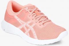 0bca73d55488 Asics Nitrofuze 2 Peach Running Shoes for women - Get stylish shoes ...