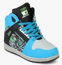 cf936399e75 Ben 10 Aqua Blue Sneakers for Boys in India March