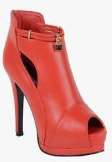 Berry Purple Red Stilettos women