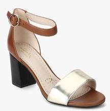 8336d69a1c4 Clarks Susie Deva Silver Metallic Ankle Strap Sandals for women ...