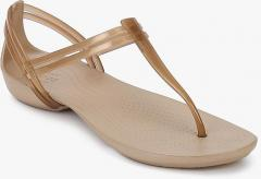 ca41ae0b4865a Crocs Beige Sandals for women - Get stylish shoes for Every Women ...