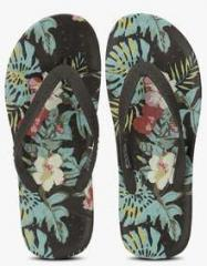 fb2f9c9ab839 Crocs Chawaii Island Black Floral Flip Flops for Men online in India ...