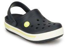 37ab29895256ae Crocs Crocband II.5 Clog NAVY BLUE SANDALS for Boys in India April ...