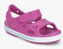 55727ffd5ee88f Crocs Crocband Ii Magenta Sandals for Boys in India April