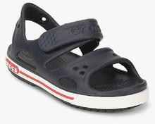 f86bba51e2050e Crocs Crocband Ii Ps Navy Blue Sandals for Boys in India April