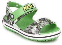 13816952a7e4 Crocs Crocband K Ben 10 Green Sandals for Boys in India May