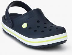 b100b6cc46c38 Crocs Crocband K Navy Blue Clog girls