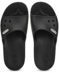 a80d29086 Crocs Crocband Lopro Slide Black Flip Flops for Men online in India ...
