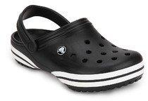 5d6ae44bcdb71 Crocs Crocband X Black Clogs for Men online in India at Best price ...