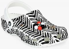 1a86e918f83f4 Crocs Drew X Classic Chev Arrow Print Black Sandals for women - Get ...
