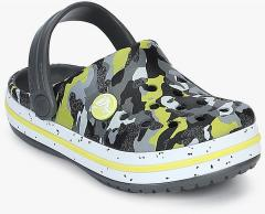 Crocs Multicoloured Clogs for Boys in