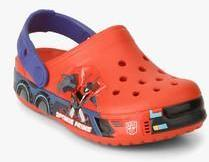 1a059fb4c3 Crocs Transformers Optimus Prime Red Clogs for Boys in India April ...
