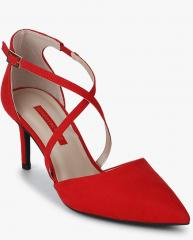 2da1ec66f1d Dorothy Perkins Elsa Red Stilettos for women - Get stylish shoes for Every  Women Online in India 2019