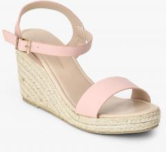 ae5e03410a6f Dorothy Perkins Rizzo Pink Wedges for women - Get stylish shoes for Every  Women Online in India 2019
