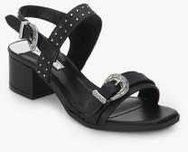 8c1d75e41b24 Dorothy Perkins Summers Western Black Sandals for women - Get ...