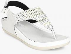 e03c4fb24099 Elle Off White Sandals for women - Get stylish shoes for Every Women ...