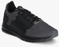 7e86e1a46ae Enzo Street Knit Idp Quiet Shade Puma Bl Dark Grey Running for Men ...