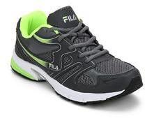 Fila Barrel Grey Running Shoes For Men Online In India At Best Price