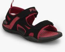 d7a646f23365 Fila Energy Black Floaters for Men online in India at Best price on ...
