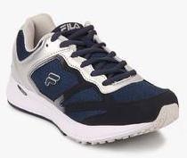 697b2c10db05 Fila Ride Speed Navy Blue Running Shoes for Men online in India at ...