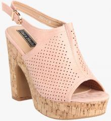 cdff4e44d1e0 Flat N Heels Pink Sandals for women - Get stylish shoes for Every Women  Online in India 2019