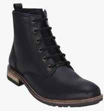 Get Glamr Black Boots men