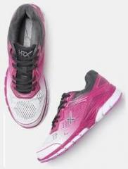 info for dbb7e 6943a Hrx By Hrithik Roshan Magenta Running Shoes women