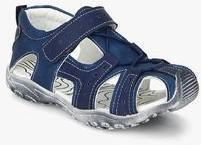 J Collection Navy Blue Sandals boys