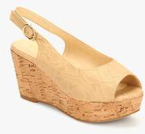1f7ab70f79e0 Lavie Beige Wedges for women - Get stylish shoes for Every Women ...
