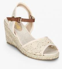b5dbac800f9e Lavie Cream Wedges for women - Get stylish shoes for Every Women ...
