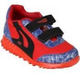 Liberty Force 10 Red Sneakers Girls