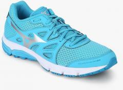 fc7e69ba0f7f Mizuno Synchro Md Blue Running for women - Get stylish shoes for Every  Women Online in India 2019 | PriceHunt
