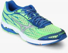 42077a368c6a Mizuno Wave Catalyst Green Running Shoes for Men online in India at Best  price on 20th June 2019, | PriceHunt