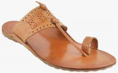 edfc28c5a458f Mochi Tan Sandals for Men online in India at Best price on 6th April ...