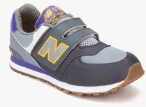 New Balance 574 Grey Sneakers boys