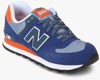 release date: 22222 638d0 New Balance 574 Navy Blue Sneakers men