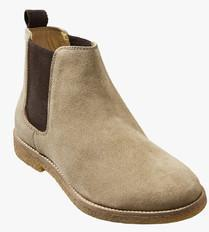 Next Beige Suede Chelsea Boots For Men Online In India At Best Price